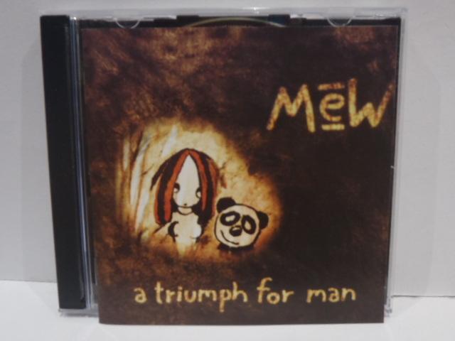 廃盤 2枚組cd mew triumph for man 初期音源 ヤフオク