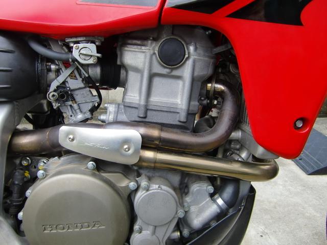 XR650R 希少 MOTO Power モトパワー エキパイ 中古です。_画像4