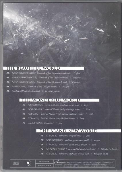 ★Altanaphixx:OpusXtra 05 : Worlds/P*Light,void,beatmania,ビートマニア,トランス,テクノ,エレクトロ,同人_画像2