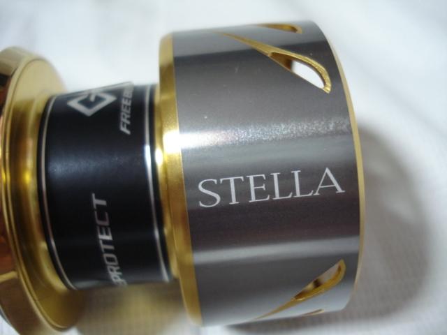 シマノ 14ステラ C3000 スプール 中古美品 (管理番号18-8-9) _画像4