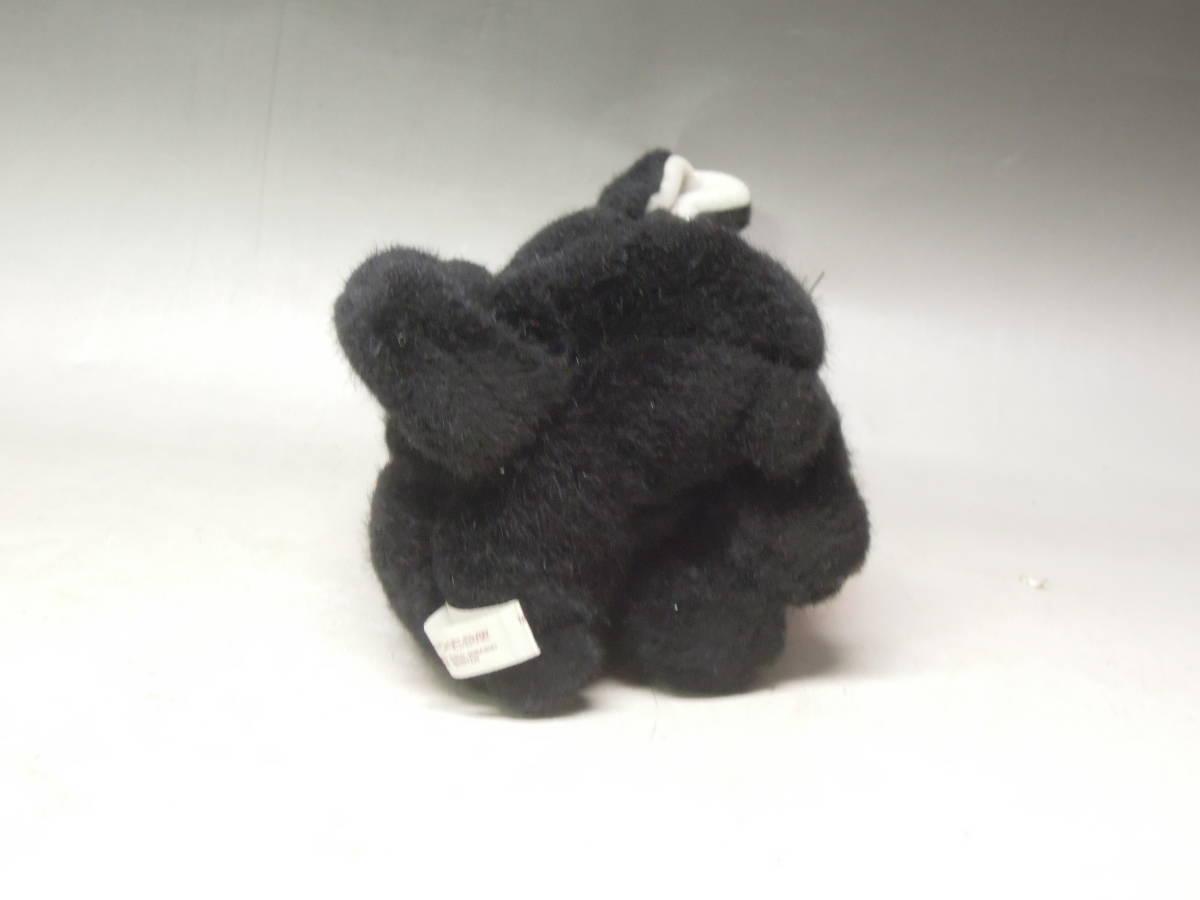 ●《 魔女の宅急便 おすまし ジジ ぬいぐるみ  》 スタジオジブリ となりのトトロ 黒猫 猫 昭和レトロ_画像8