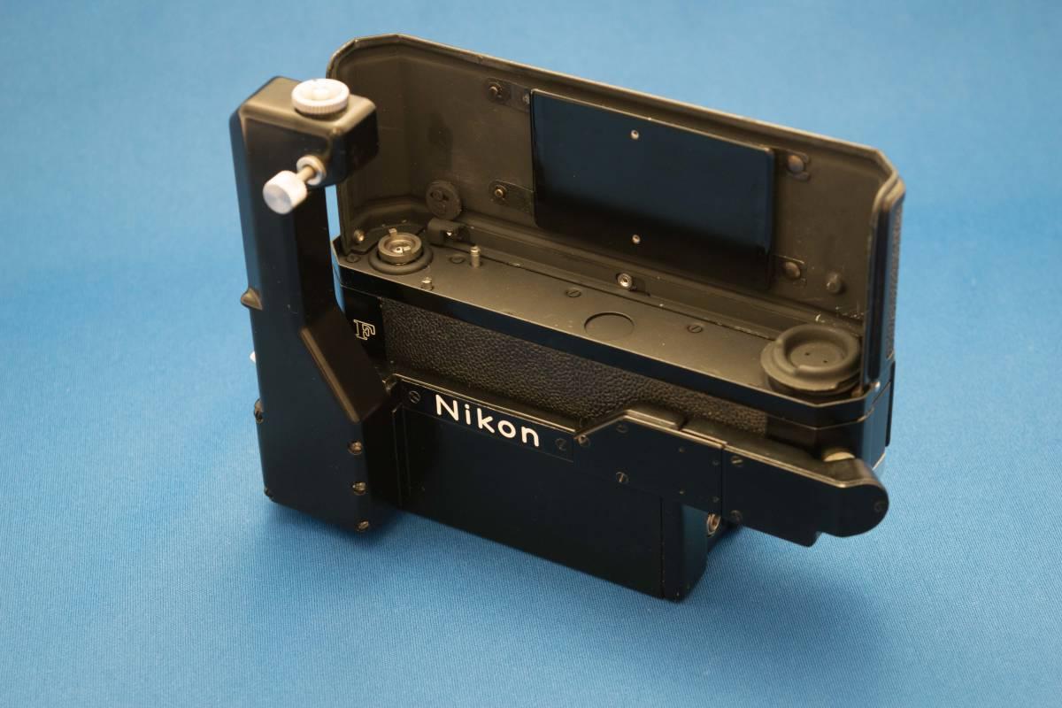 Nikon F-36 F用 モータードライブ+バッテリーパック 美品