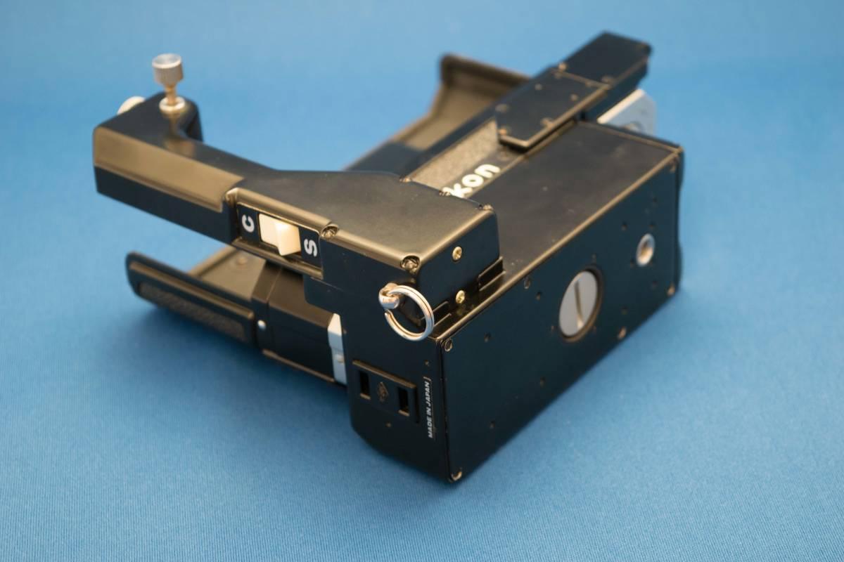 Nikon F-36 F用 モータードライブ+バッテリーパック 美品_画像3