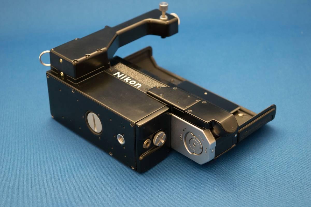 Nikon F-36 F用 モータードライブ+バッテリーパック 美品_画像4