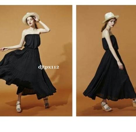Deuxieme Classe取扱い 17ss *MARIHA マリハ*完売 草原の夢のドレス*ワンピース*黒ブラック_画像4