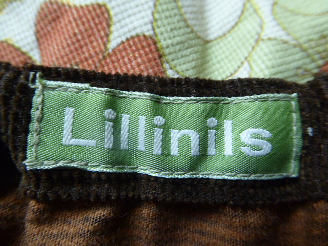 リリニルス★かわいいスカート★パッチワーク風★Lillinils_画像4