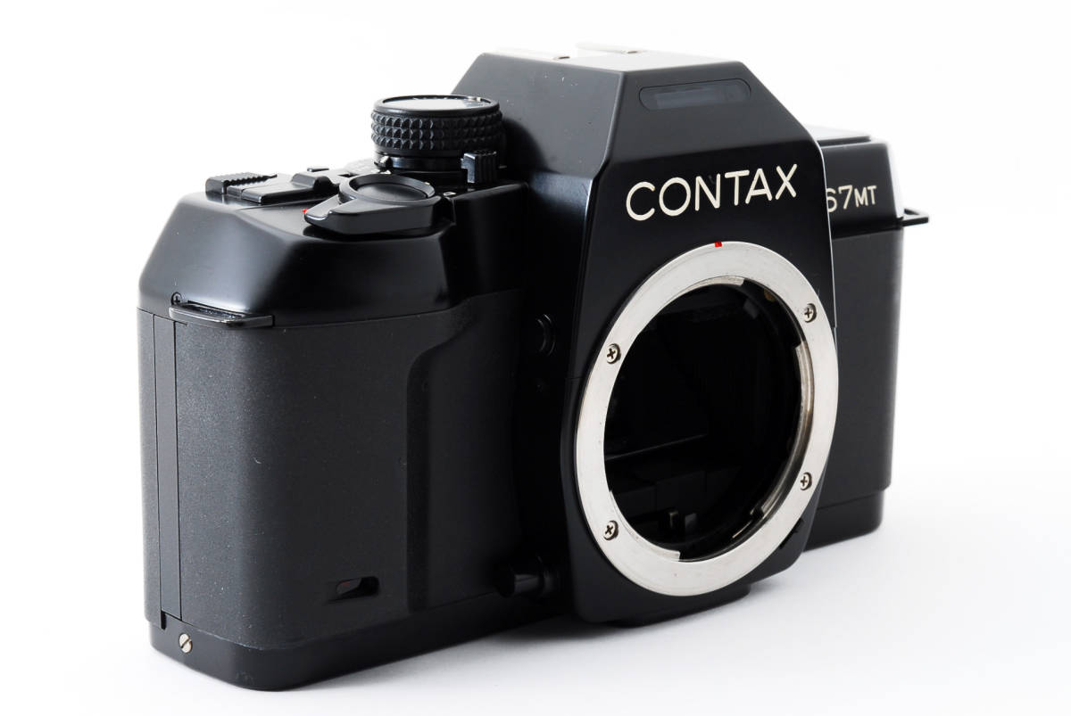 ★極上美品★CONTAX 167MT SLR Film Camera Body ボディ 315035 421_画像3