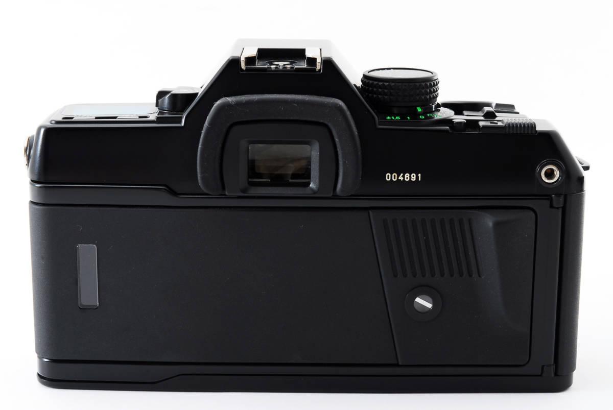 ★極上美品★CONTAX 167MT SLR Film Camera Body ボディ 315035 421_画像6