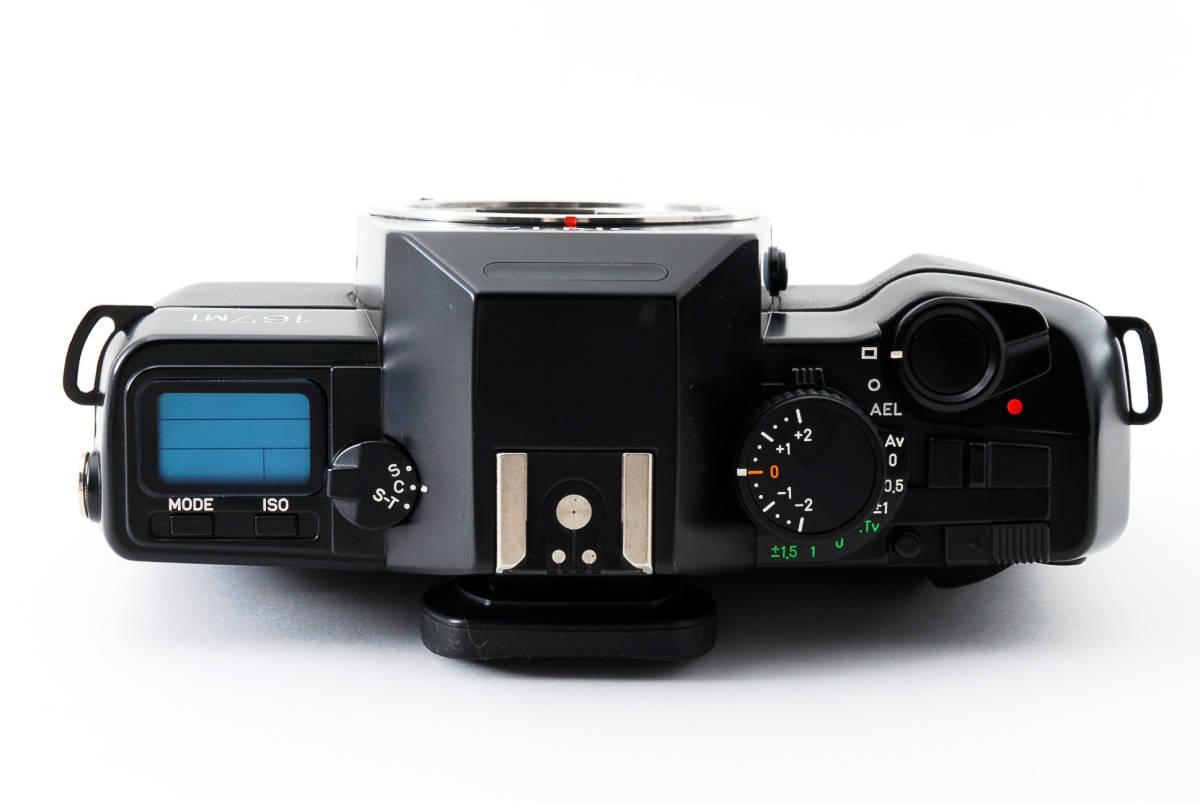 ★極上美品★CONTAX 167MT SLR Film Camera Body ボディ 315035 421_画像7