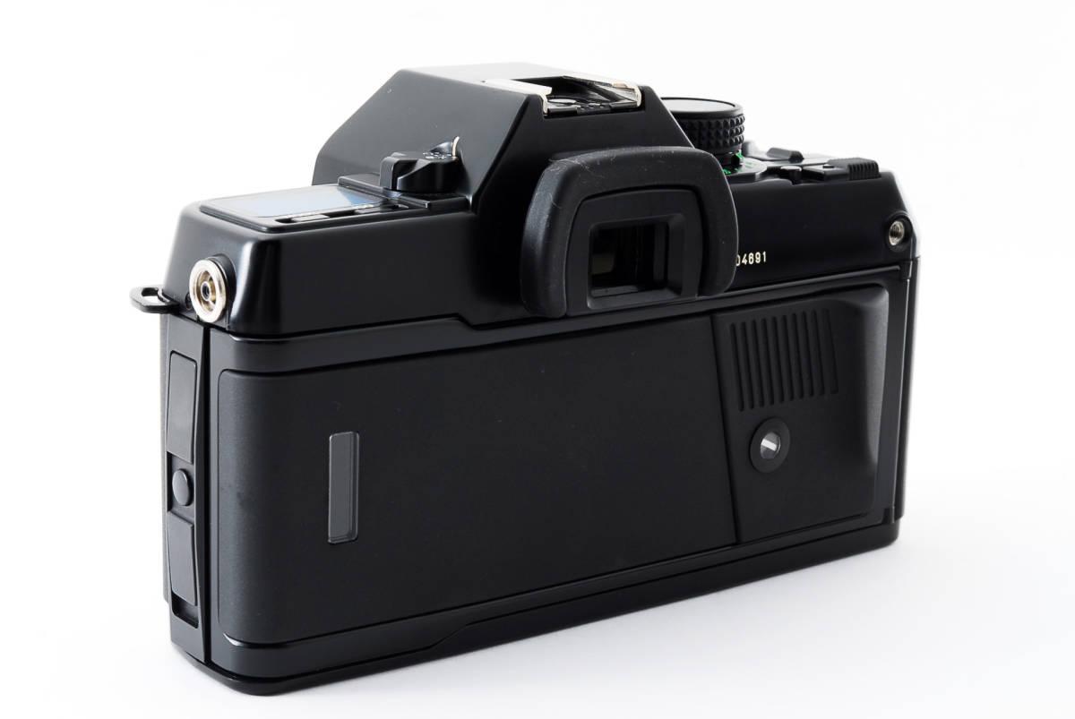 ★極上美品★CONTAX 167MT SLR Film Camera Body ボディ 315035 421_画像4