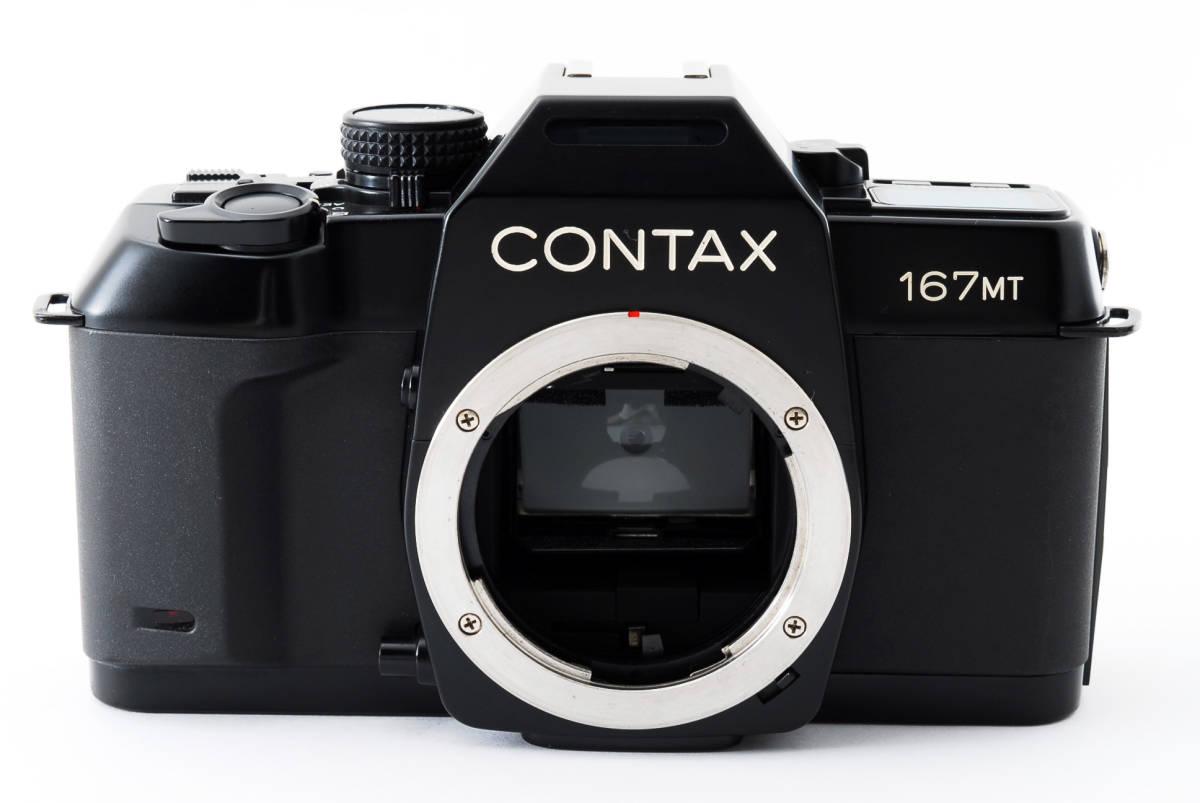 ★極上美品★CONTAX 167MT SLR Film Camera Body ボディ 315035 421_画像5