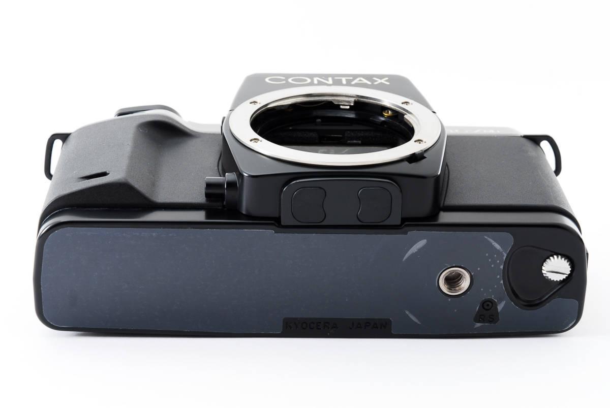 ★極上美品★CONTAX 167MT SLR Film Camera Body ボディ 315035 421_画像8