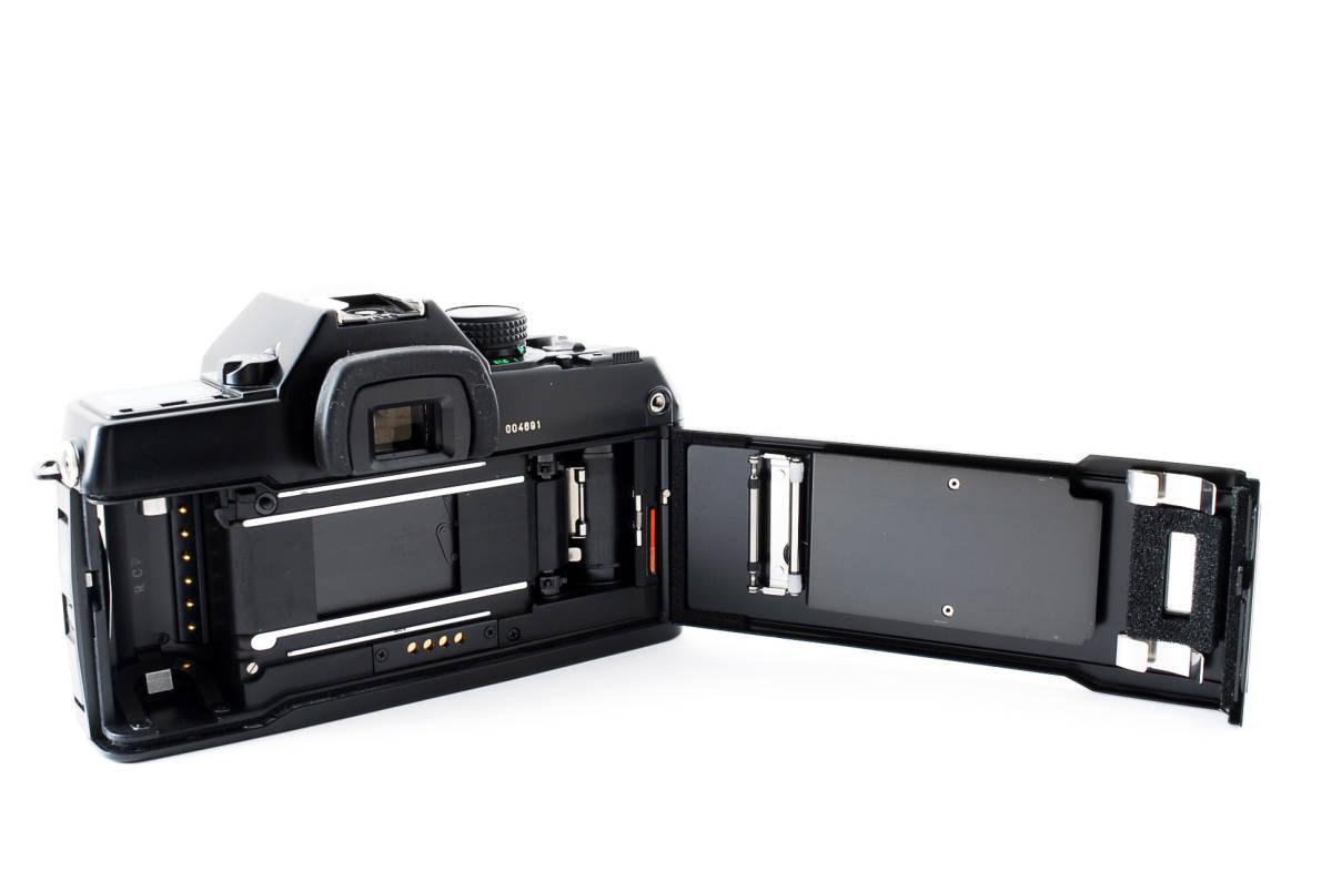 ★極上美品★CONTAX 167MT SLR Film Camera Body ボディ 315035 421_画像9