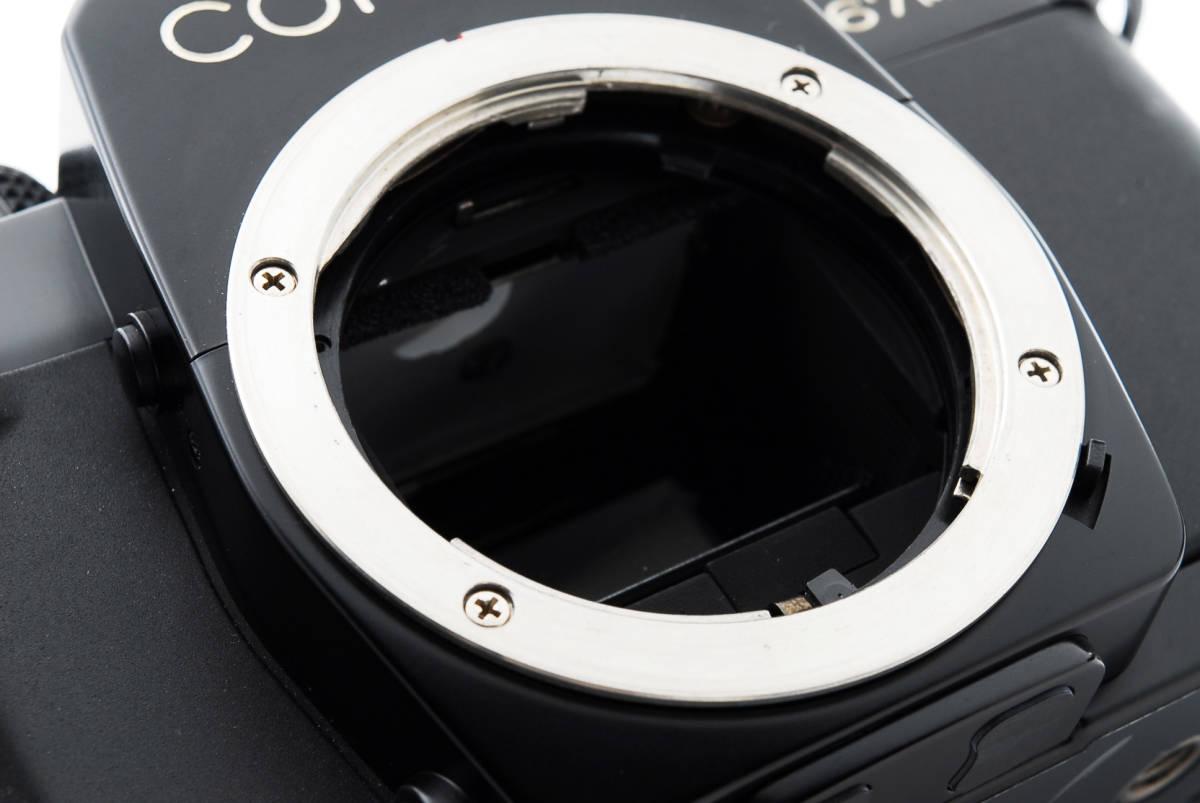 ★極上美品★CONTAX 167MT SLR Film Camera Body ボディ 315035 421_画像10