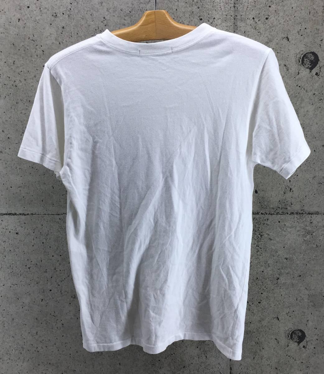 zucca ズッカ FUJIYAMA NEW ROCK SOUVENIR Tシャツ M ホワイト系 記念Tシャツ トップス 18082801_画像2
