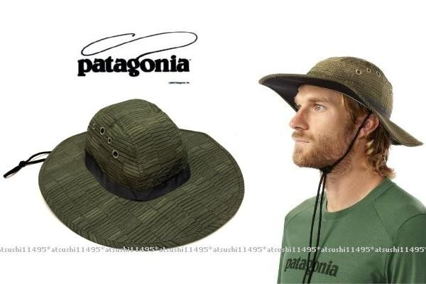 55d0a482 12ss records out of production patagonia Patagonia fishing Sun Booney sun *b -