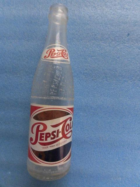 希少 1960年代 アメリカ統治下時代 RYUKYU ISLANDS ペプシコーラ ボトル 瓶 ビンテージ