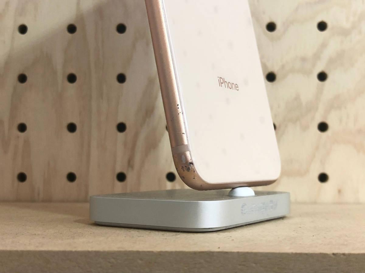 【ジャンク】iPhone8 AppleCare加入済み 部品取り用 _画像4