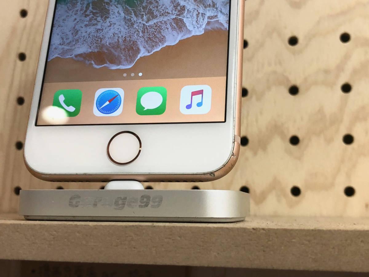 【ジャンク】iPhone8 AppleCare加入済み 部品取り用 _画像5