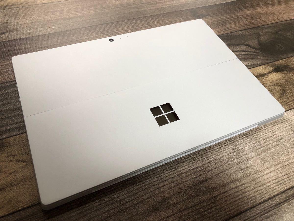 中古 Surface Pro4 サーフェスプロ4 8Gメモリ/256GB タイプカバー付 替芯付_画像3