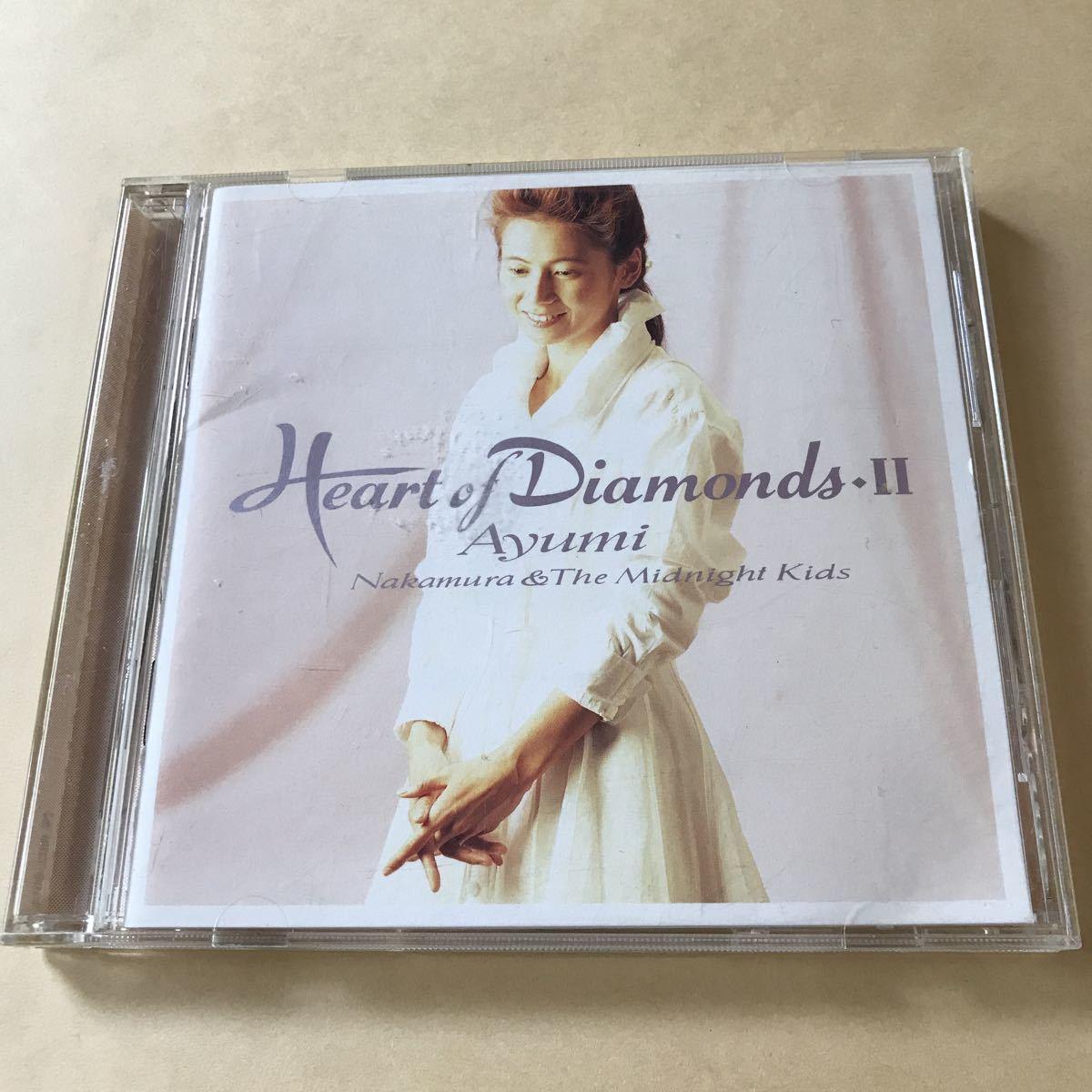 中村あゆみ 1CD「HEART of DIAMO...