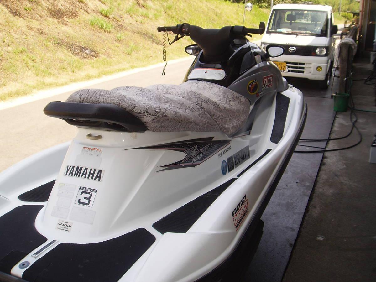 広島発 YAMAHA 1200XLT エンジンオーバホール売り切り_画像3