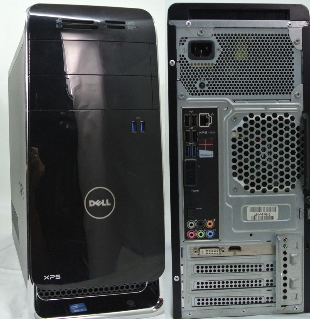 SSD快適PC DELL XPS 8500/i5-3350/12G/新SSD240G+1TB/グラボ/無線/USB3.0/Win10/office2016☆快適PCゲーム/事務作業・即使用可_画像4