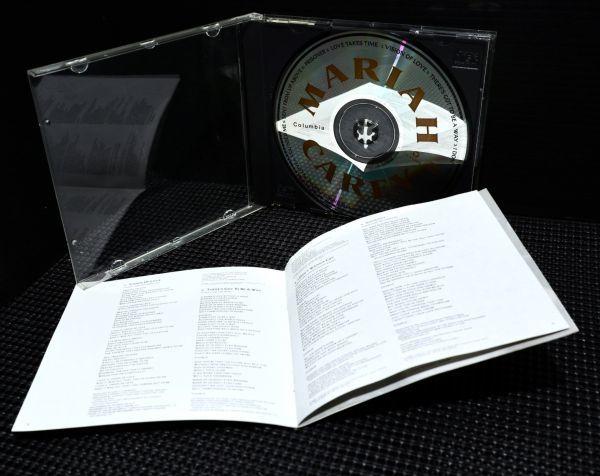 [送料込]US盤CD★Mariah Carey ★マライア・キャリー - マライア 1st アルバム[1990年作品]