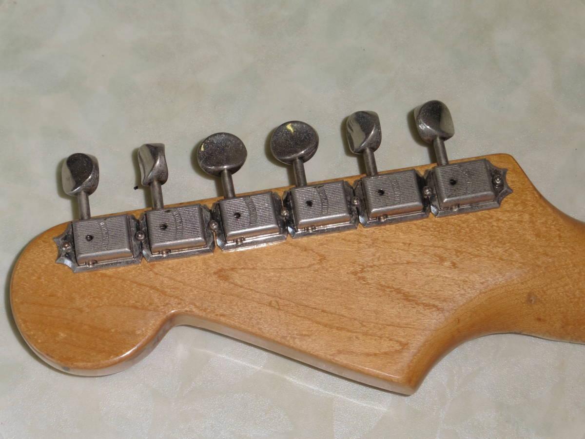 Y19082 ARIAPROⅡ マツモク STRIKIN' SOUND エレキギター_画像7