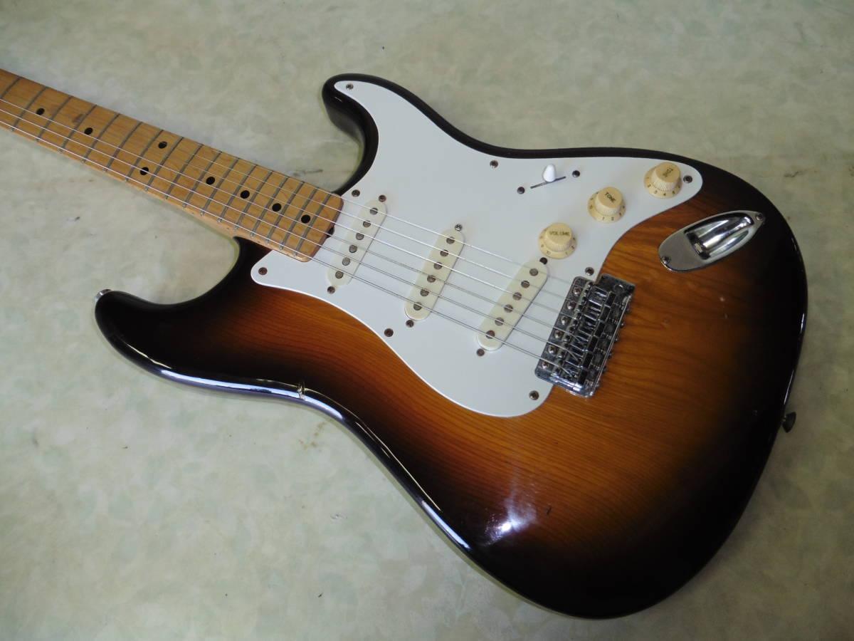 Y19082 ARIAPROⅡ マツモク STRIKIN' SOUND エレキギター_画像5