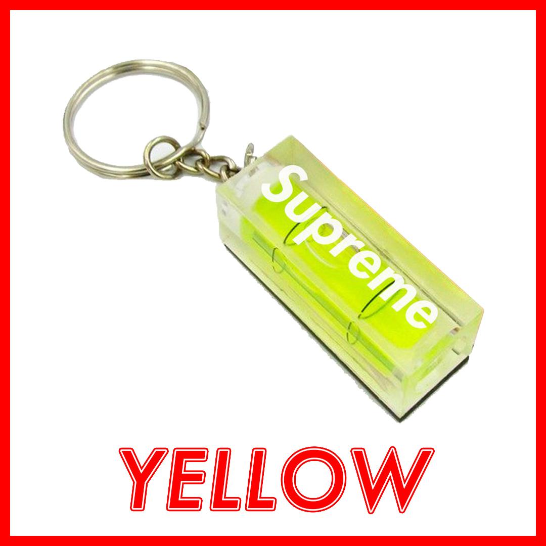 319 Supreme/Level Keychain 黄色 シュプリーム レベル キーチェーン黄色_画像1