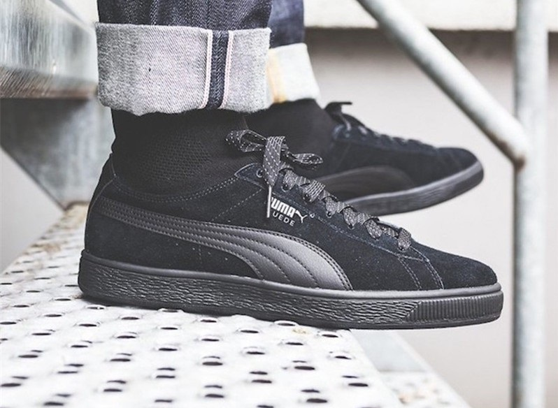 the best attitude 783d0 8df41 regular price 15960 jpy * Puma SUEDE CLASSIC SOCK Puma suede ...