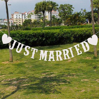 ☆ウェディングガーランド☆ フォトウェディング 結婚式 前撮り 二次会 ウェルカムボード 飾り モビール JUST MARRIED_画像4
