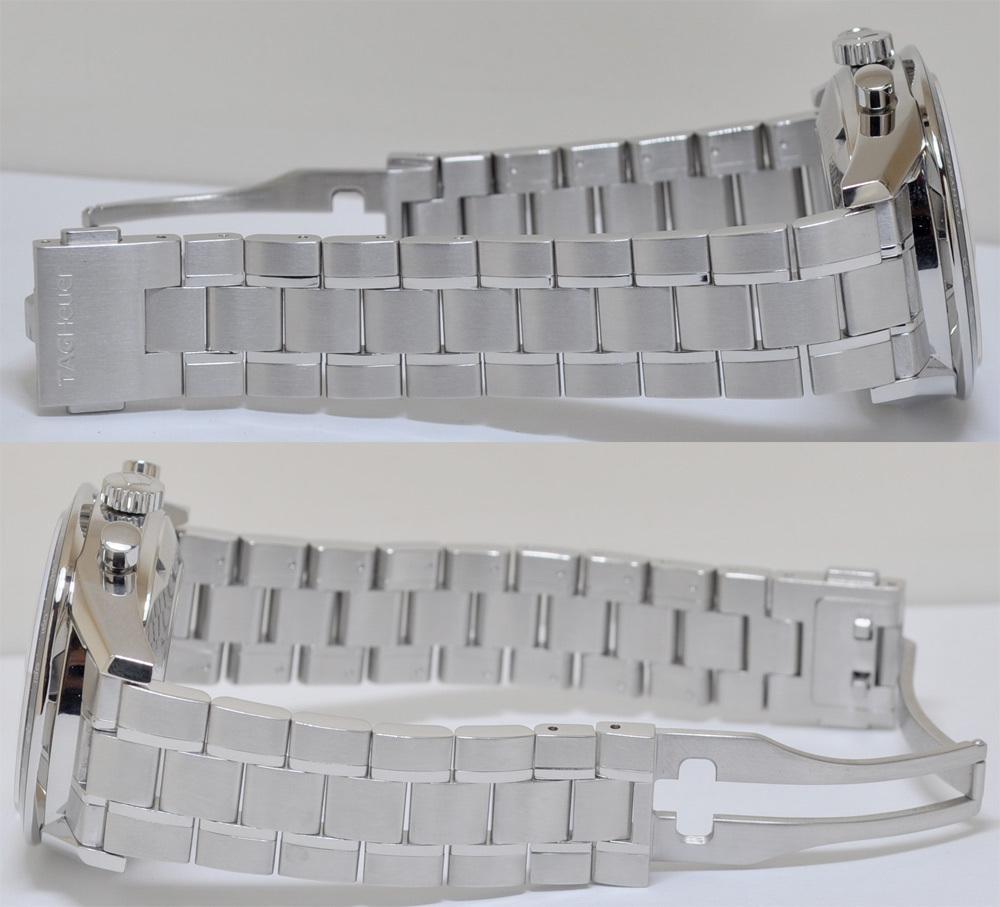 タグホイヤー CV201Y カレラ リングマスター プロスト 日本限定 クロノ 仕上済 箱_画像5