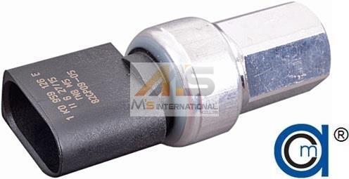 【M's】アウディ A1(8X) A3(8L) Q7(4L) TT(8N/8J) ACM エアコン プレッシャースイッチ//AUDI 純正OEM AC 圧力スイッチ 1K0959126D_画像1