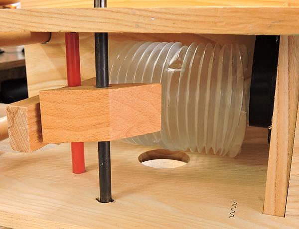 KOIDE/コイデ 汽車 ポッポ 木製 手押し おもちゃ 乗用玩具 乗り物 木のおもちゃ_画像7