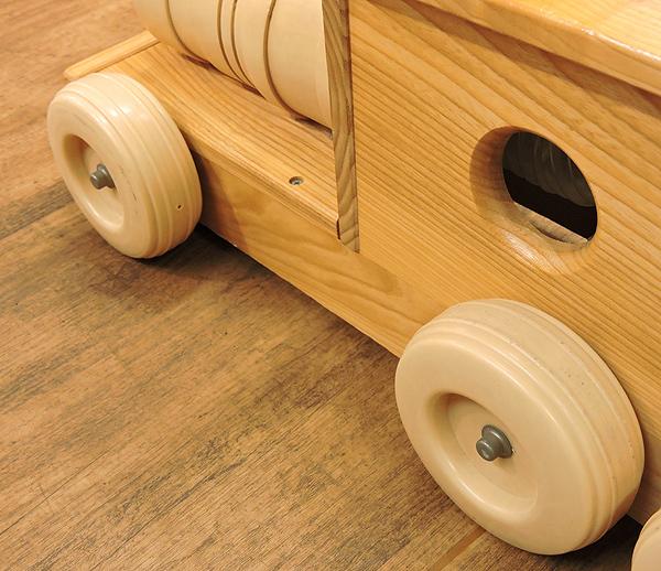 KOIDE/コイデ 汽車 ポッポ 木製 手押し おもちゃ 乗用玩具 乗り物 木のおもちゃ_画像5