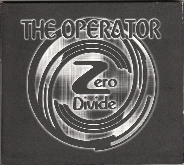 THE OPERATOR/ZERO DIVIDE/EU盤/中古CD!! 商品管理番号:2854_画像1