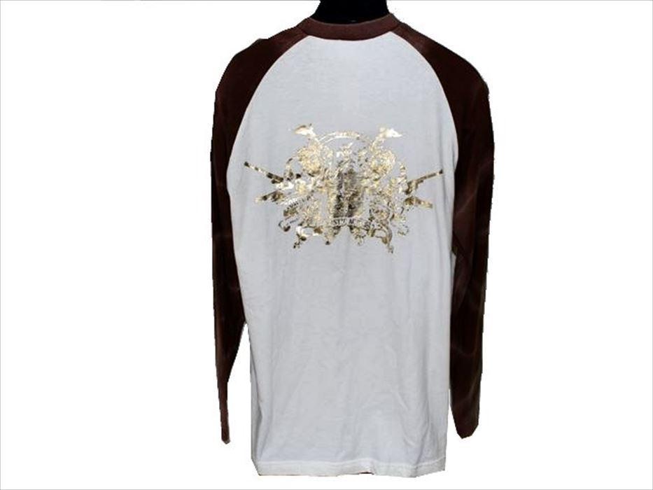 サディスティックアクション SADISTIC ACTION メンズ長袖Tシャツ Mサイズ NO6 新品_画像3