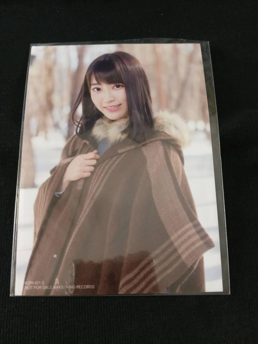 AKB48 宮脇咲良 君はメロディー 通常盤 生写真 HKT48