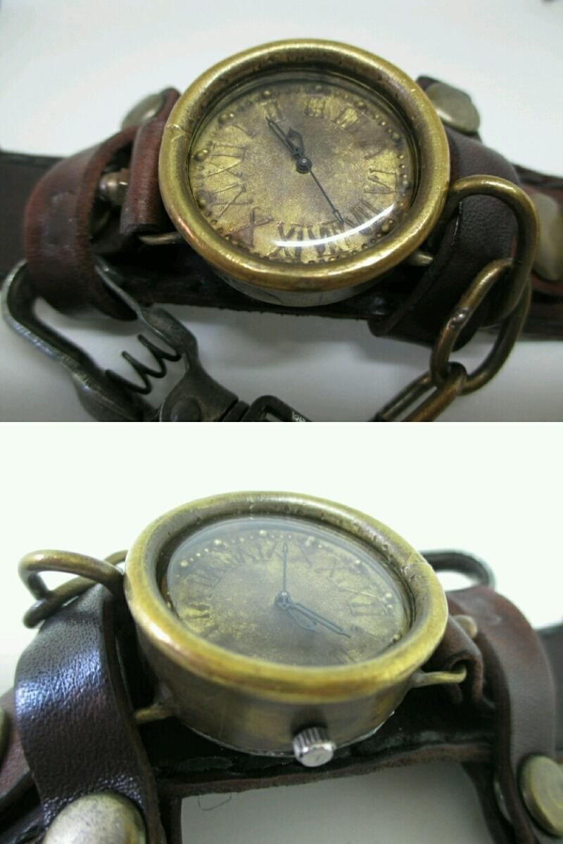 ●二手貨●kurukitei☆Kuruki Tei石英配方●女士手錶● 編號:b330814101