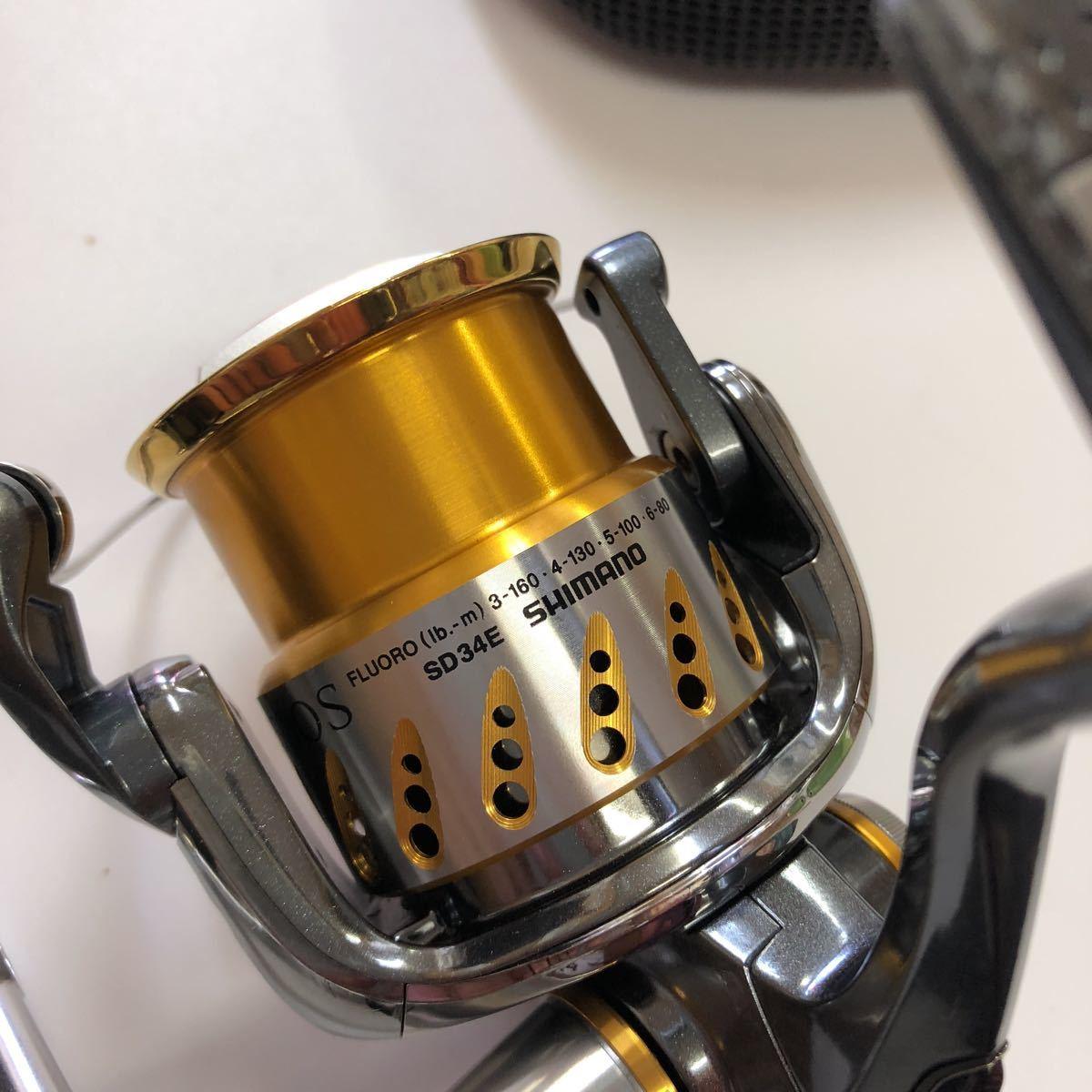 シマノ 07ステラ 2500S stella 日本製_画像7