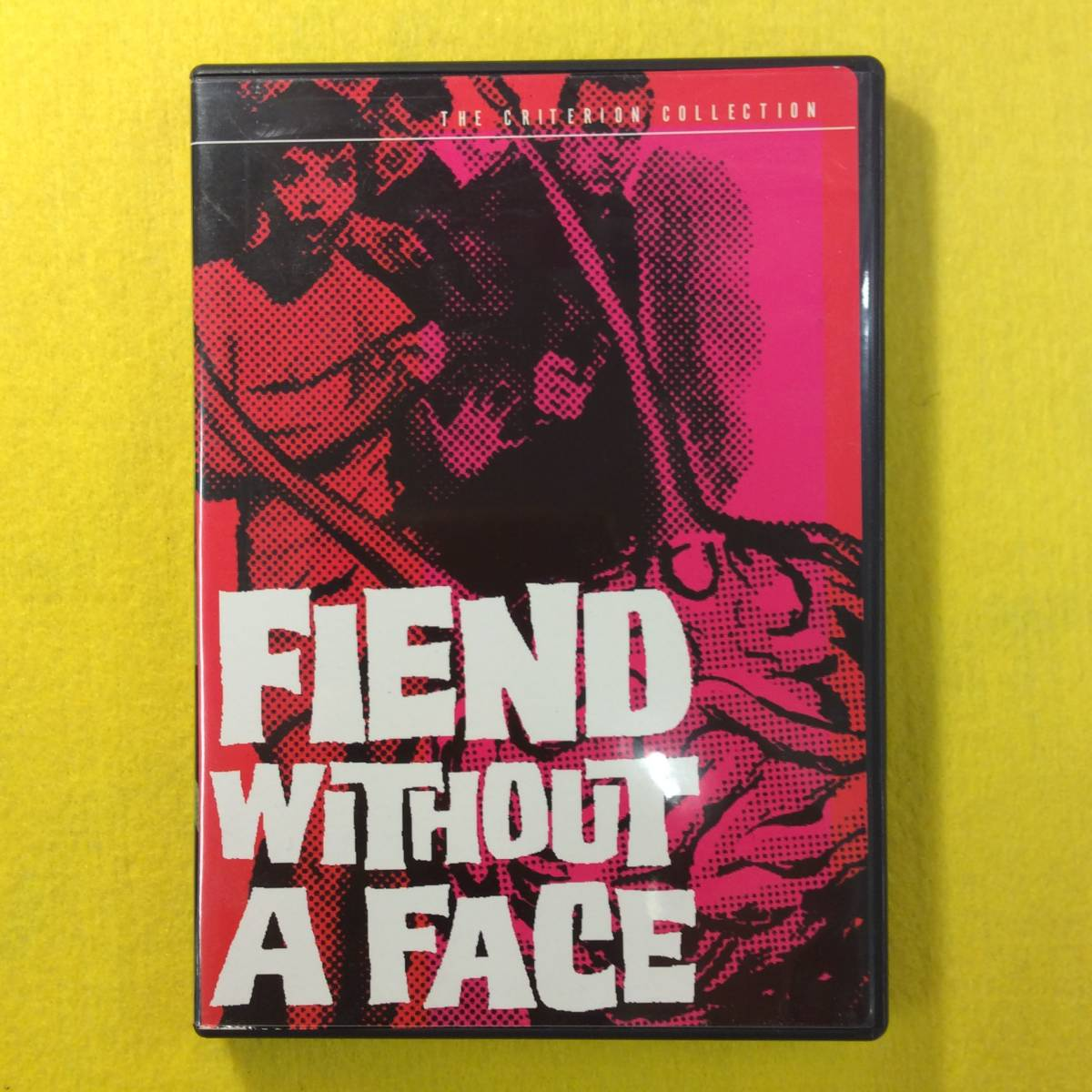 【DVD】FIEND WITHOUT A FACE・輸入盤 リージョン1 SF SciFi 映画_画像1