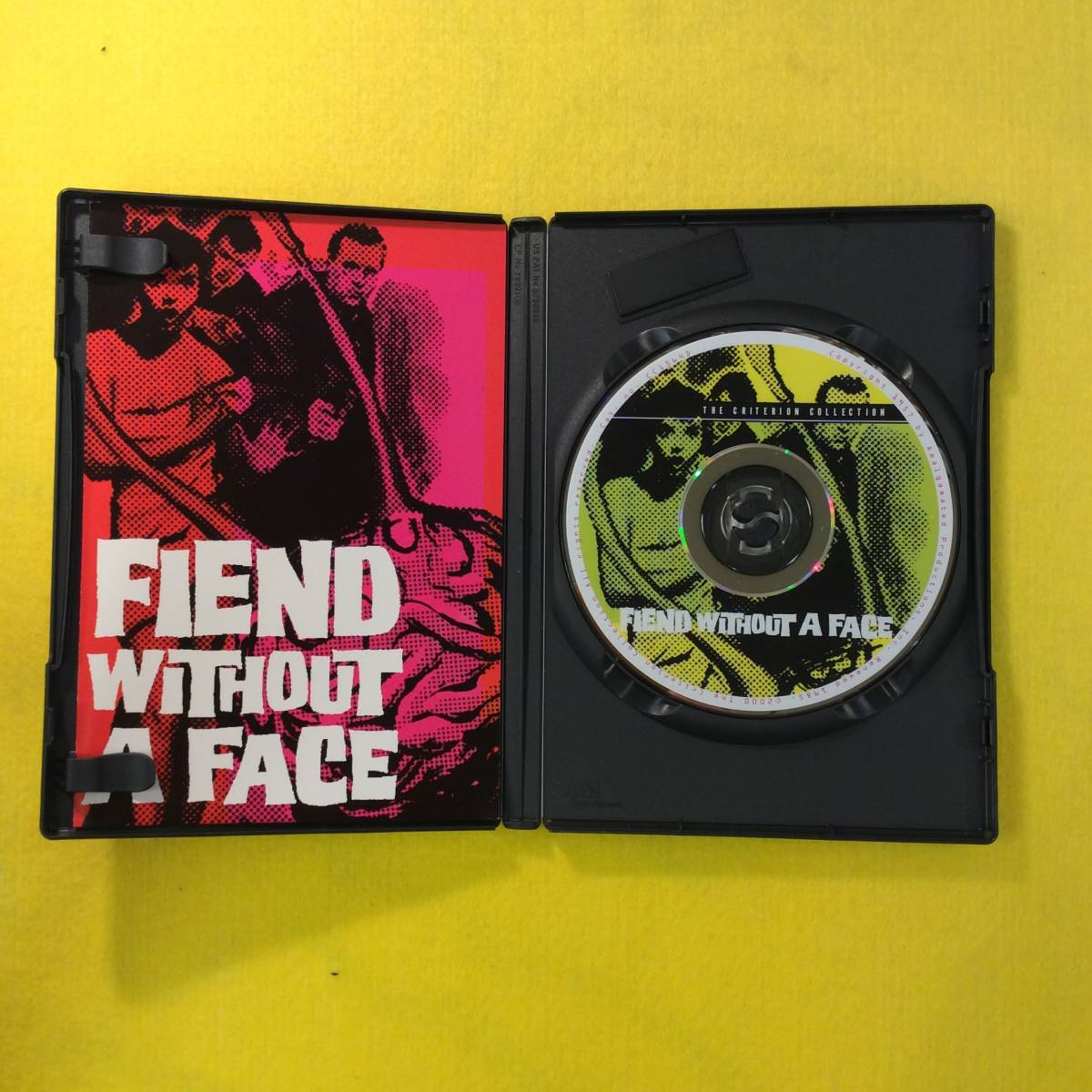 【DVD】FIEND WITHOUT A FACE・輸入盤 リージョン1 SF SciFi 映画_画像4
