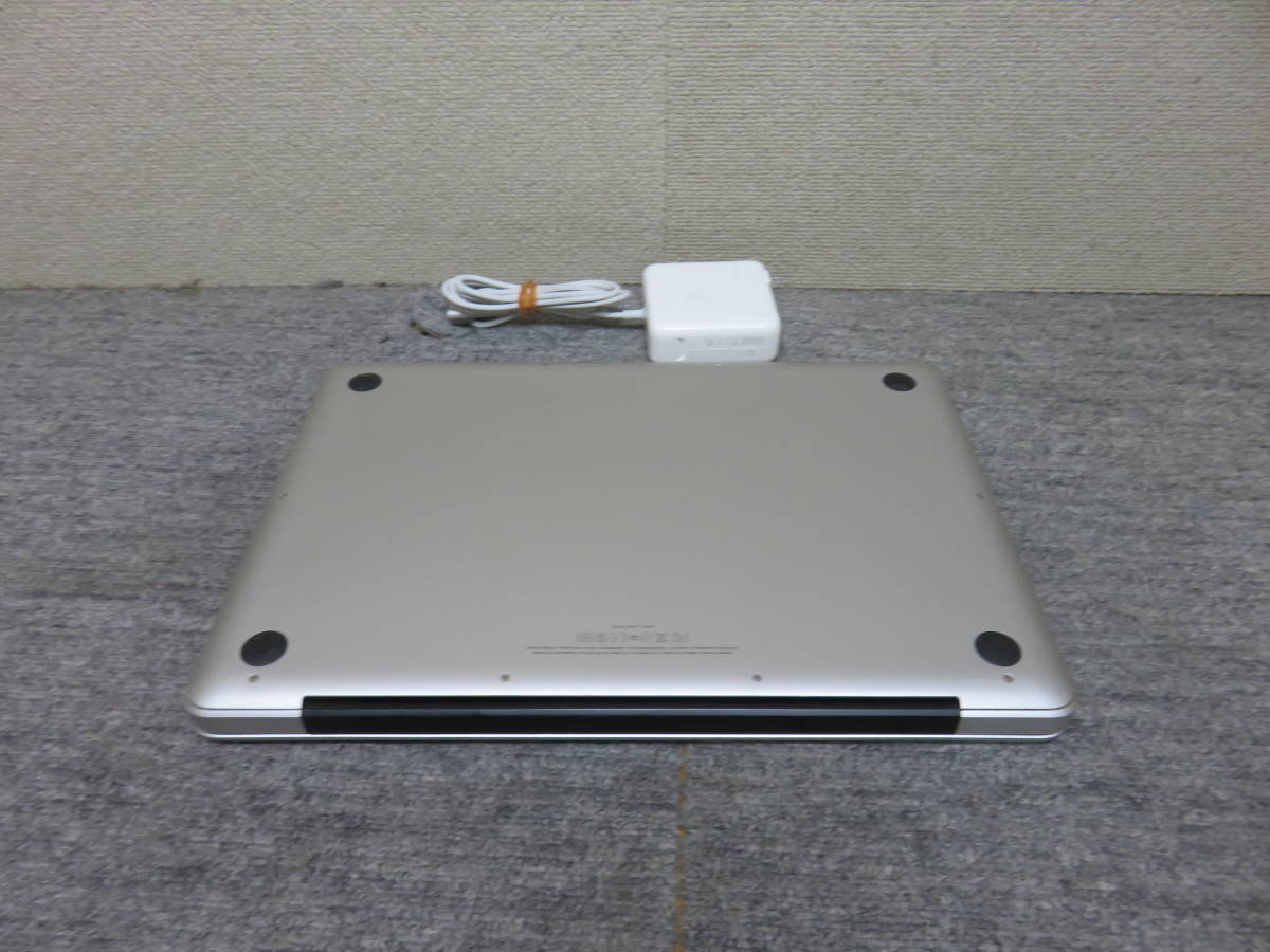 MacBook Pro A1278 ◆ Mid 2012◆13.3型◆高速Core i5 第3世代 / 8GB / SSD 256GB◆ダブル 最新macOS & Windows7◆Adobe, Office付_画像10
