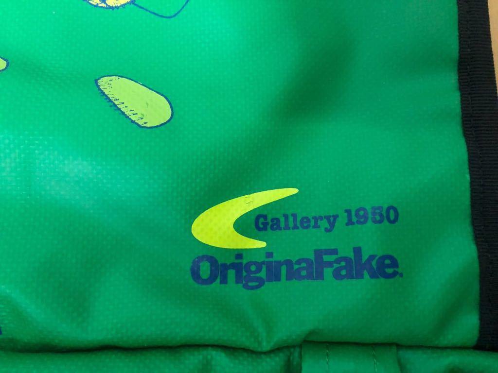 美品美品 PORTER KAWS ORIGINAL FAKE G1950 コラボ メッセンジャーバッグ オリジナルフェイク_画像5