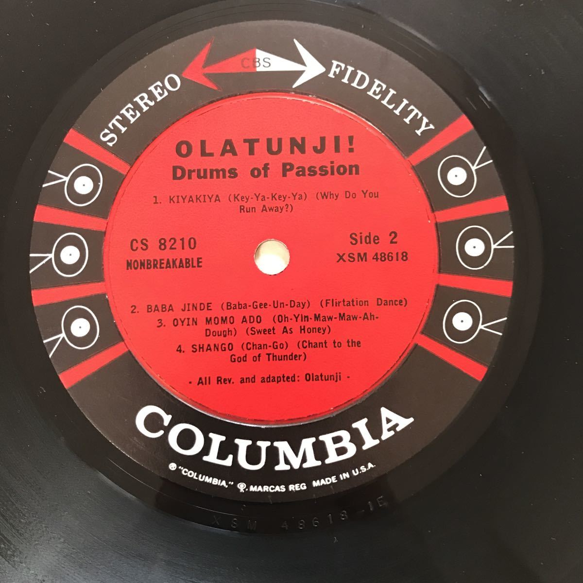 Olatunji!* Drums Of Passion_画像4
