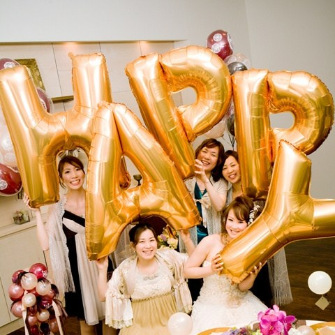 FTA153 新品/送料無料 HAPPYジャンボメッセージバルーン ハッピー特大風船 誕生日 イベント お祝い パーティー プレゼント キッズ ベビー_画像1