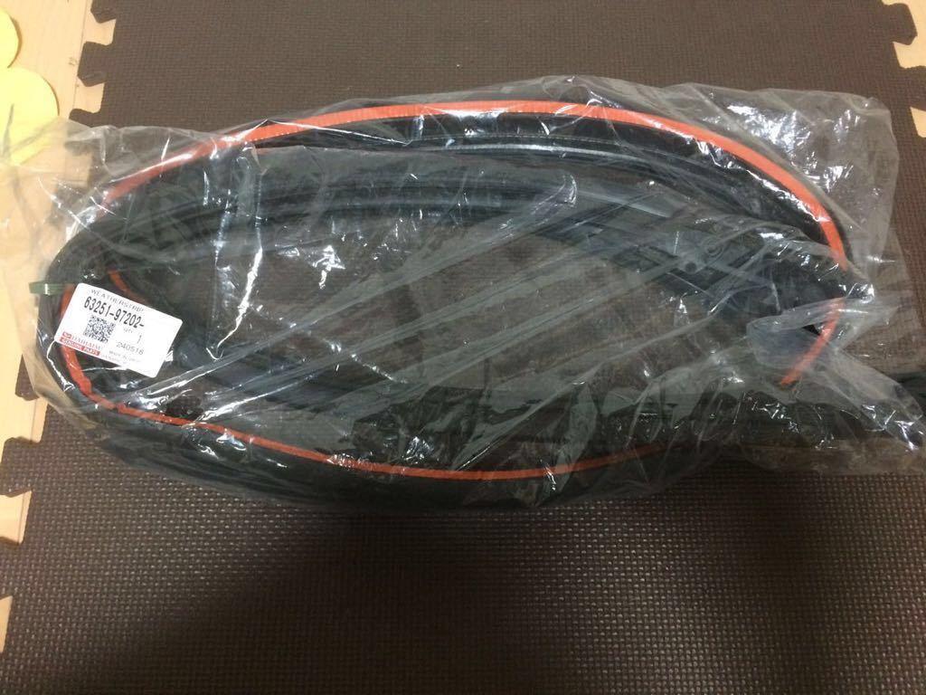 新品L880Sコペン フロントウェザーストリップ