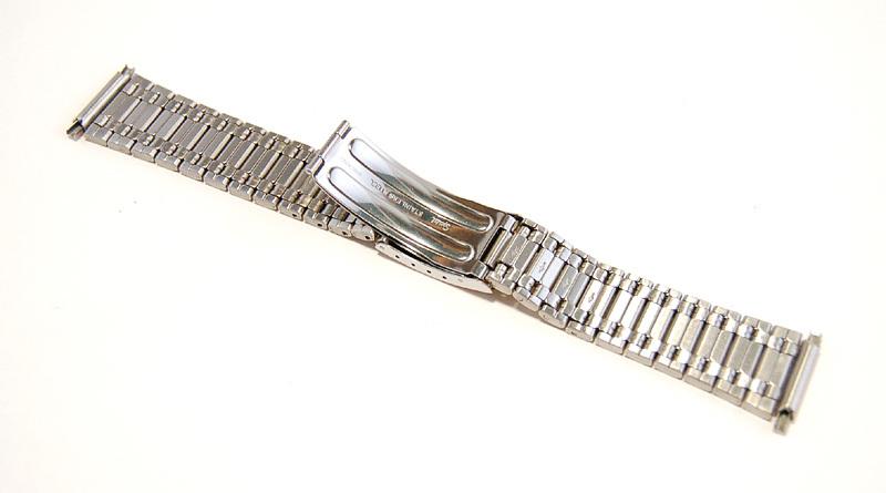 【Speidel】 メンズ腕時計ブレス 18-24mm ステンレススチール レトロ バンド デッドストック ベルト アンティークウォッチに MB259_画像8